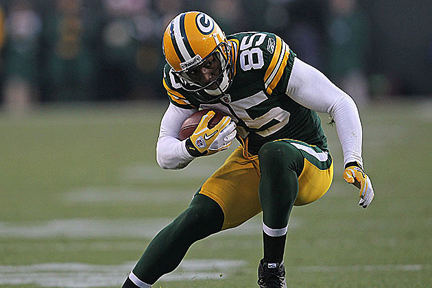 Packers WR Jennings Nearing Return from Concussion