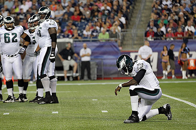 Michael Vick, Philadelphi Eagles