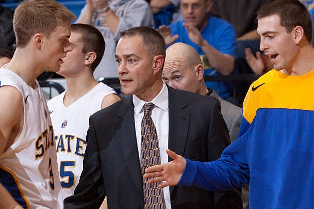 Scott Nagy, South Dakota State University