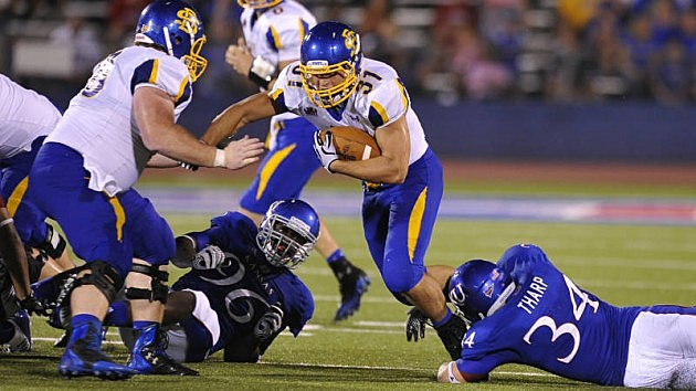 Zach Zenner, South Dakota State University