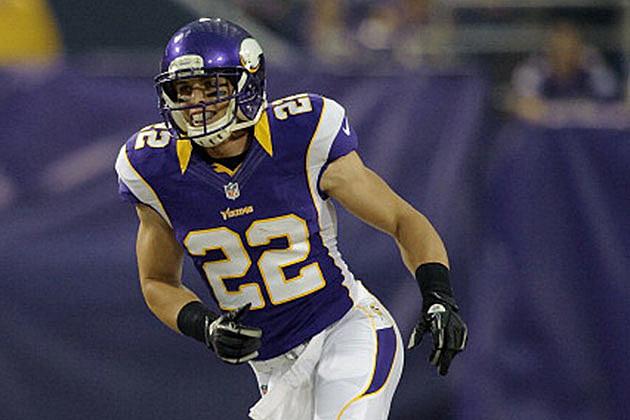 Harrison Smith #22 of the Minnesota Vikings