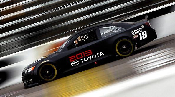 NASCAR Testing - Texas Motor Speedway