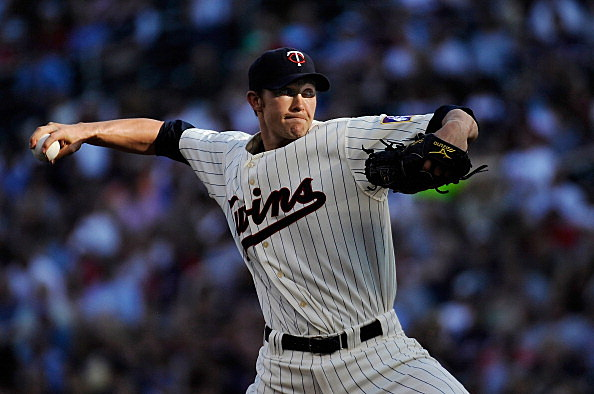 Scott Baker, Minnesota Twins