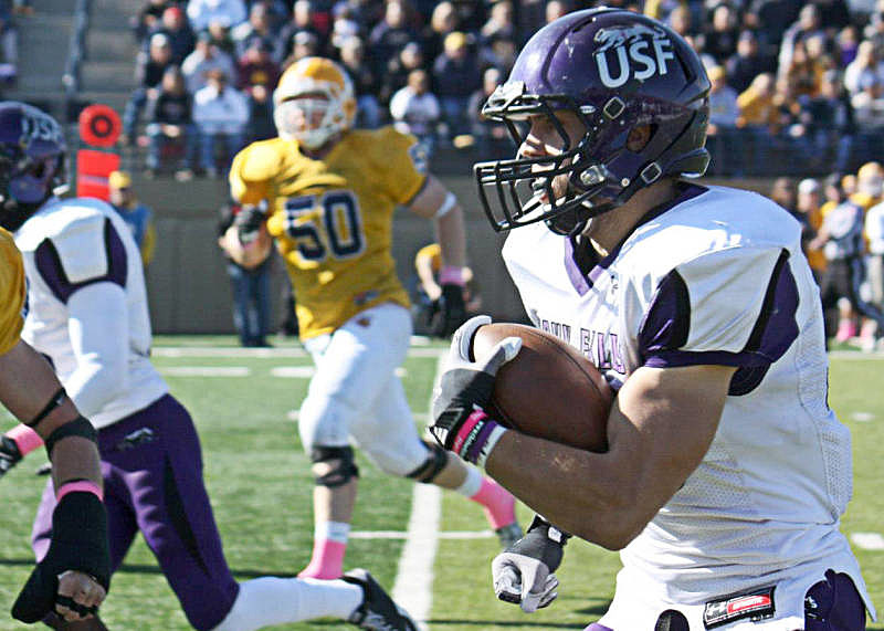 University of Sioux Falls Cougars football