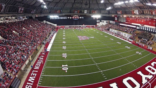 University of South Dakota DakotaDome