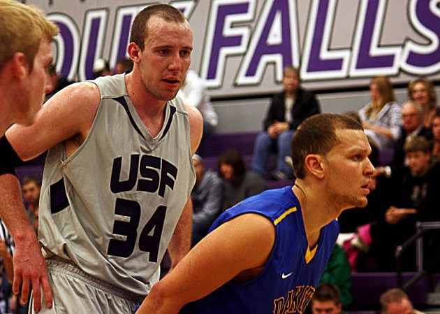 David Maxwell, University of Sioux Falls Cougars