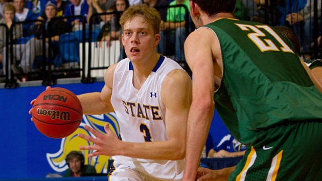 Nate Wolters, South Dakota State Univeristy