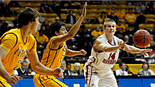 South Dakota Coyotes vs. Wyoming Cowboys