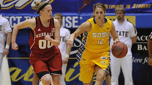 Tara Heiser, South Dakota State Jackrabbits
