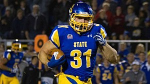 Zach Zenner, South Dakota State Jackrabbits