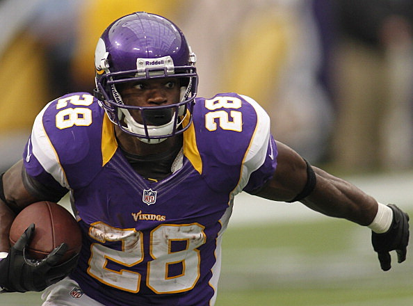 Adrian Peterson, Minnesota Vikings