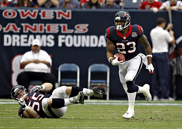 Arian Foster, Houston Texans