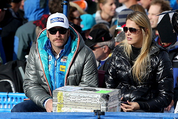 Bode Miller and Morgan Miller