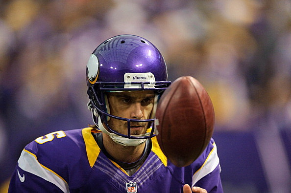 Chris Kluwe, Minnesota Vikings