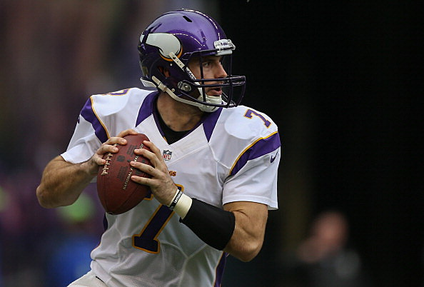 Christian Ponder, Minnesota Vikings