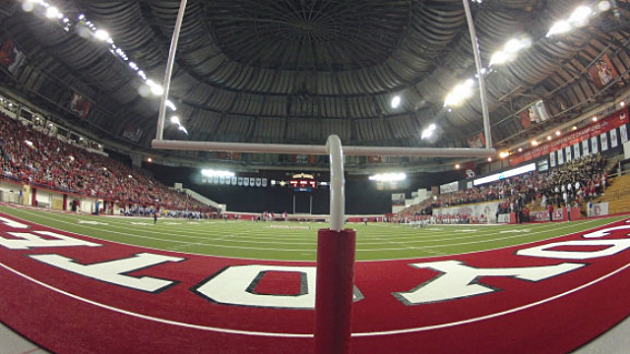 DakotaDome, University of South Dakota