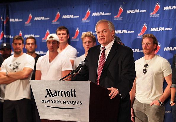 NHLPA Member Meeting