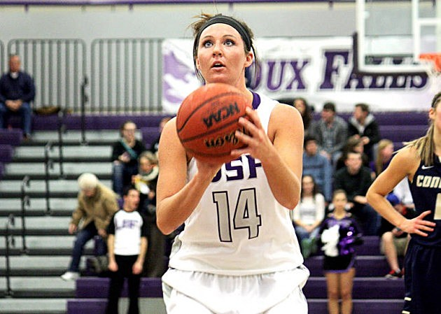 Jaicee Ulmer, University of Sioux Falls Cougars