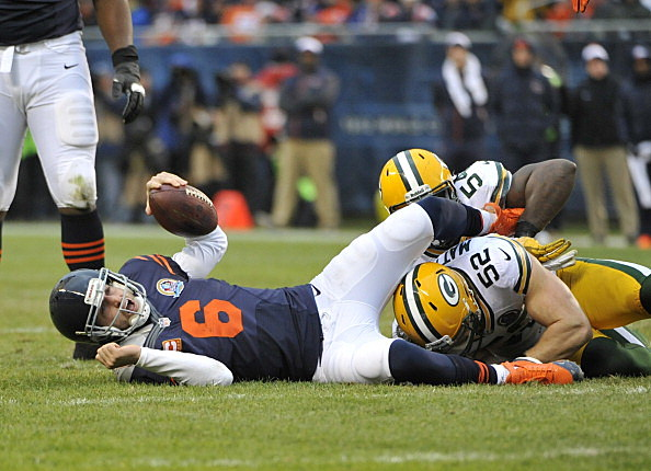 Jay Cutler, Chicago Bears