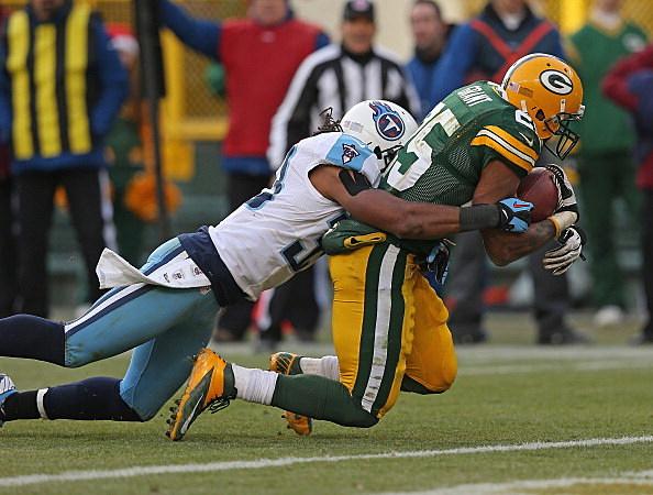 Ryan Grant, Green Bay Packers