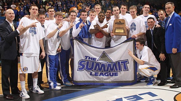 SDSU Men Summit Champs