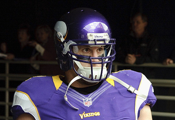 Chad Greenway, Minnesota Vikings