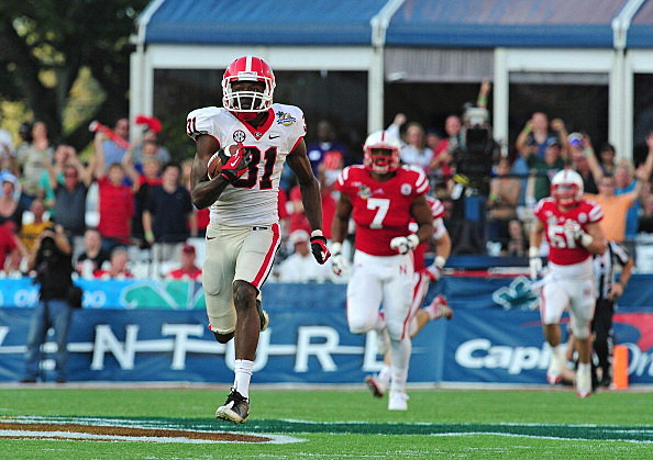 Chris Conley, Georgia Bulldogs