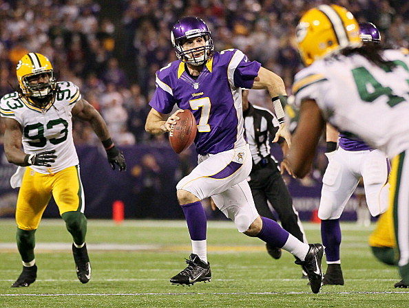 Christian Ponder, Minnesota Vikings