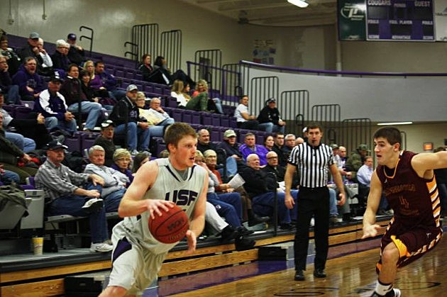Derek Brown, University of Sioux Falls Cougars