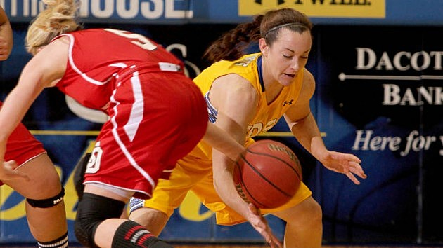 Gabby Boever, South Dakota State Jackrabbits