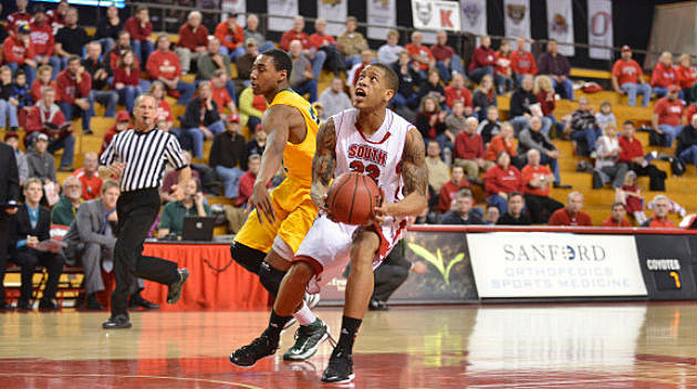 Karim Rowson, University of South Dakota Coyotes