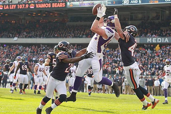 Kyle Rudolph, Minnesota Vikings