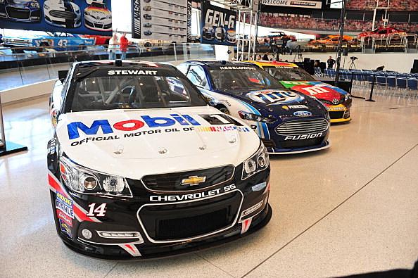 NASCAR Gen6 Cars