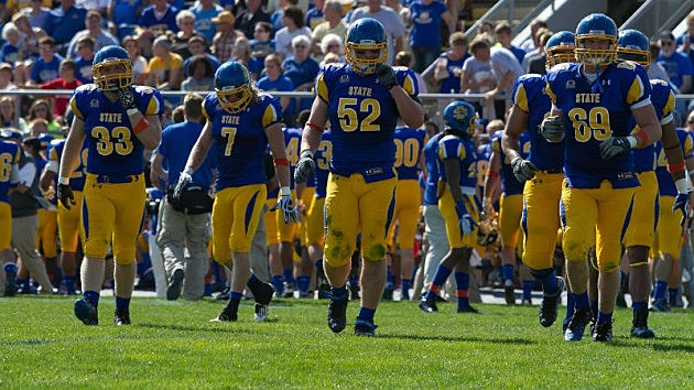 South Dakota State Jackrabbits football