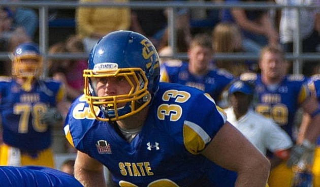 T.J. Lalley, South Dakota State Jackrabbits