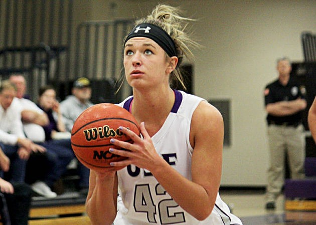 Amber Paden, University of Sioux Falls Cougars