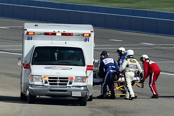 Denny Hamlin, Joe Gibbs Racing, NASCAR Sprint Cup Auto Club 400, 03-24-2013