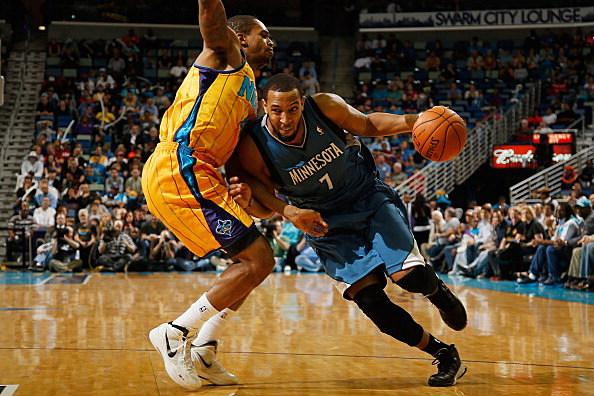 Derrick Williams, Minnesota Timberwolves v New Orleans Hornets