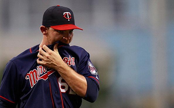 Liam Hendriks, Minnesota Twins