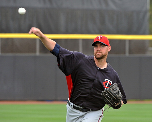 Mike Pelfrey, Minnesota Twins