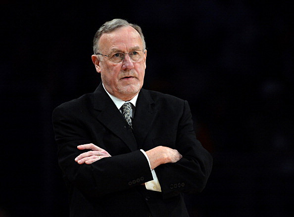 Minnesota Timberwolves head coach Rick Adelman