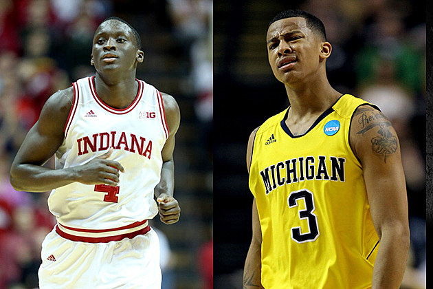 Victor Oladipo, Trey Burke: NCAA Player of the Year Candidates