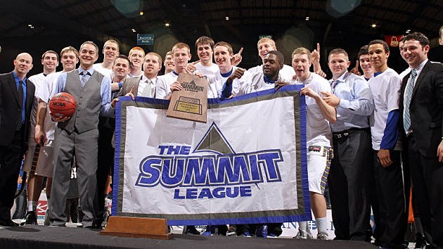 South Dakota State Jackrabbits, 2013 Summit League Men's Basketball Champions