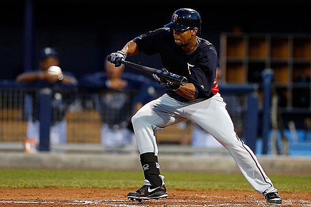 Aaron Hicks, Minnesota Twins