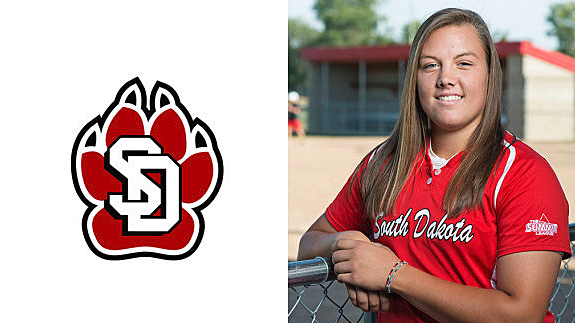 Allie Daly, University of South Dakota Coyotes
