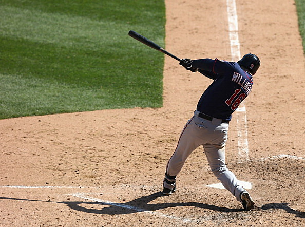 Josh Willingham, Minnesota Twins v Chicago White Sox 04-21-2013