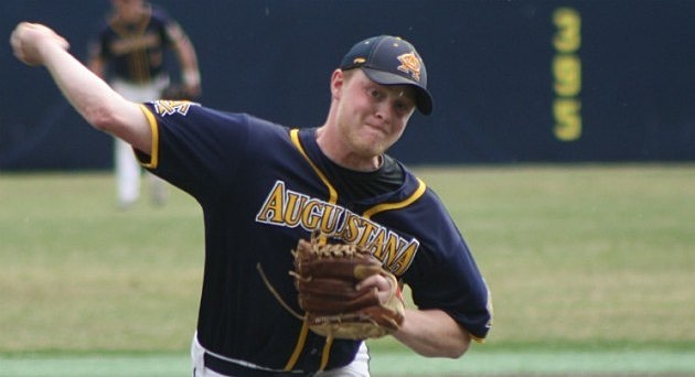 Michael Willman, Jr., Augustana Vikings