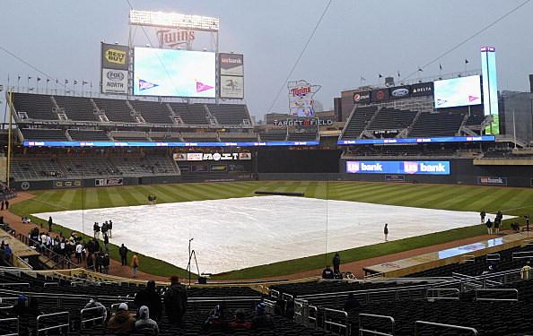 Minnesota Twins, Target Field, 04-17-2013