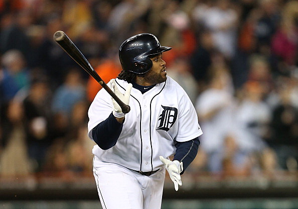 Prince Fielder, Detroit Tigers vs Minnesota Twins 04-29-2013