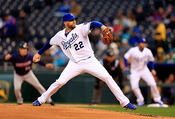 Wade Davis, Kansas City Royals vs Minnesota Twins 04-10-2013